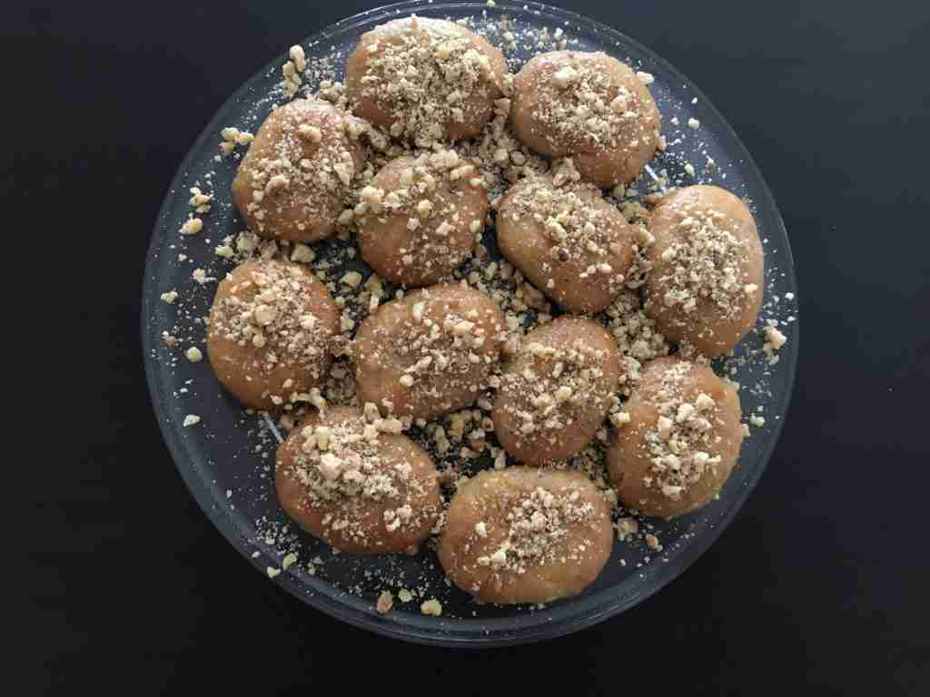 Melomakarona Greek Honey Walnut Syrup Cookies The Hellenic