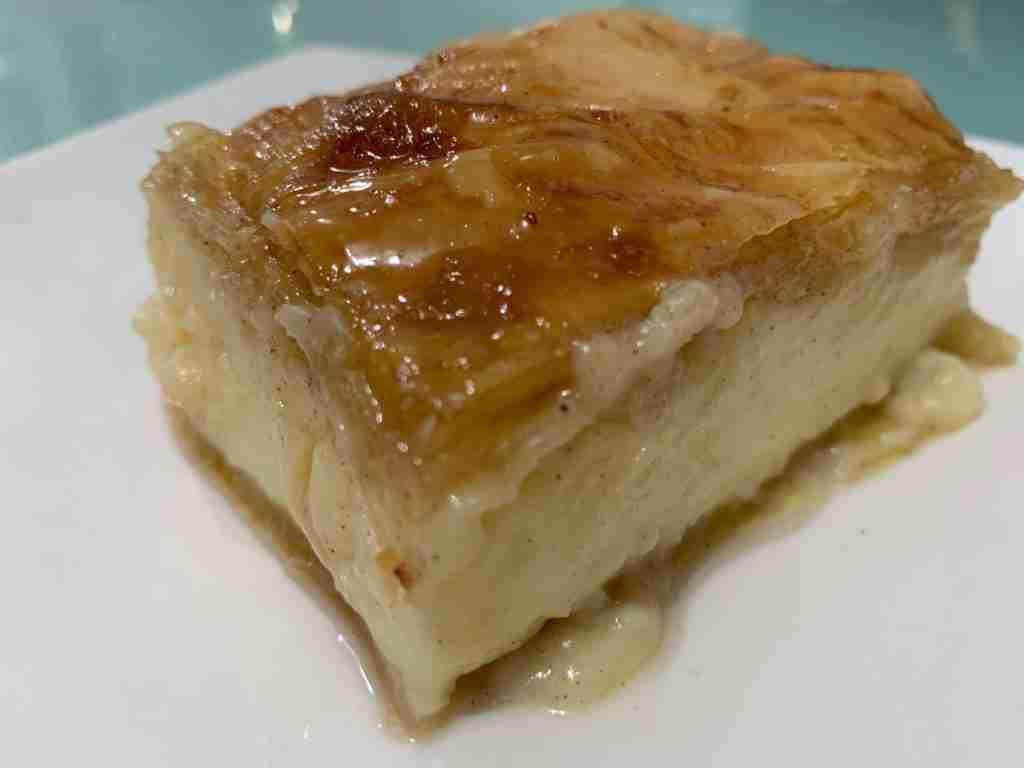 Galaktoboureko Greek Custard Pie